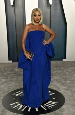AMANDLA STENBERG at 2020 Vanity Fair Oscar Party in Beverly Hills 02/09/2020