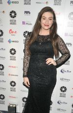 AMBER DOIG-THORNE at British Photography Awards in London 02/04/2020