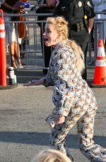 AMBER HEARD Arrives at Film Independent Spirit Awards in Santa Monica 02/08/2020