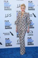 AMBER HEARD at 2020 Film Independent Spirit Awards in Santa Monica 02/08/2020