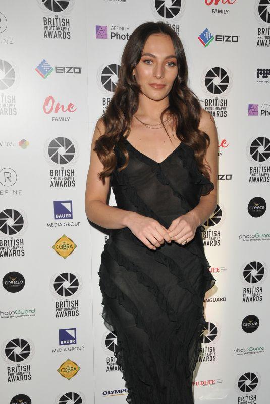 AMELIA BATH at British Photography Awards in London 02/04/2020