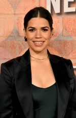 AMERICA FERRERA at Gente-fied TV Show Premiere in Los Angeles 02/20/2020