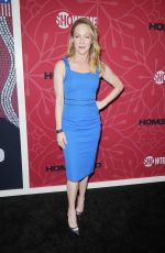 AMY HARGREAVES at Homeland, Season 8 Premiere in New York 02/04/2020