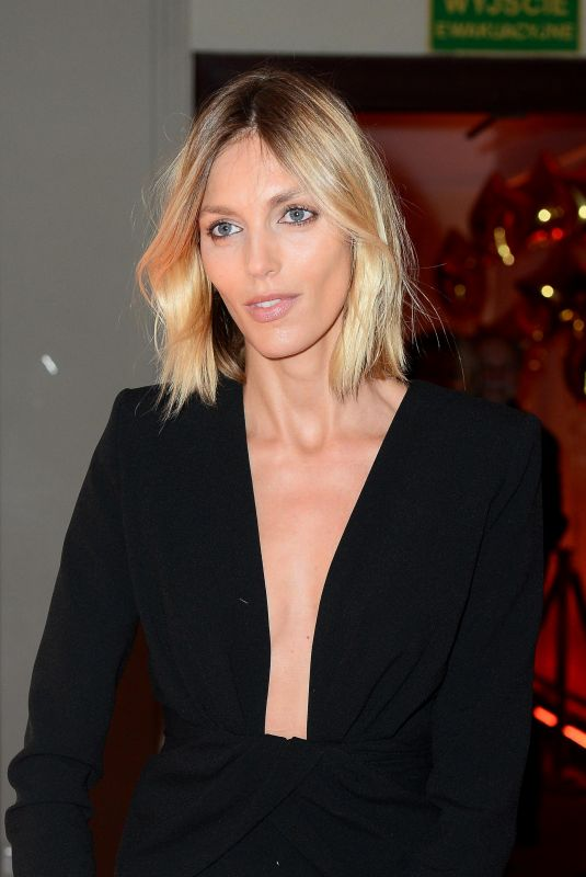ANJA RUBIK at The Art Performance Premiere in Warsaw 02/15/2020