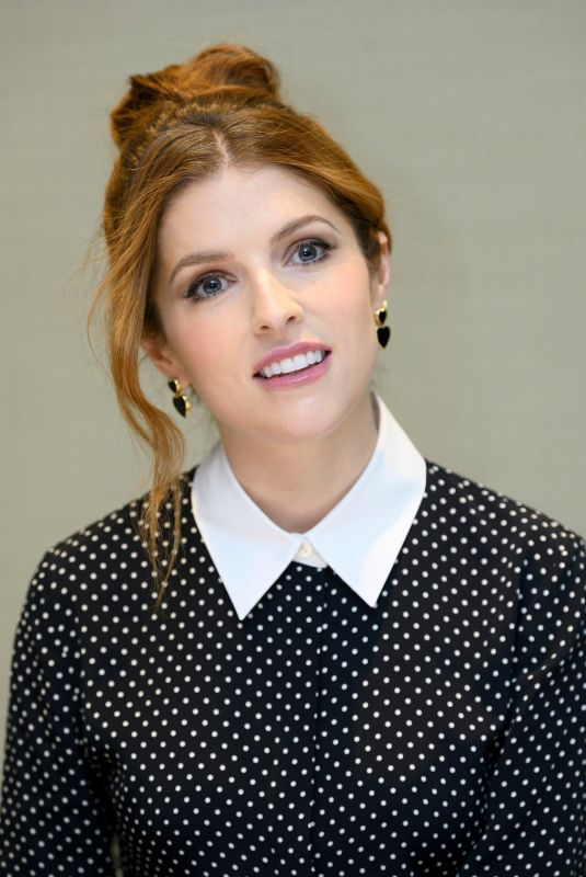 ANNA KENDRICK at Trolls World Tour Photocall in Glendale 02/04/2020
