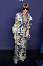 ANNA WINTOUR at 22nd Annual Amfar Gala in New York 02/05/2020