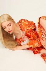 ANYA TAYLOR-JOY for Wonderland Magazine, Spring 2020