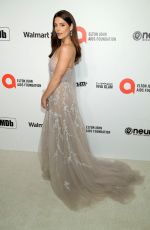 ASHLEY GREENE at Elton John Aids Foundation Oscar Viewing Party in West Hollywood 02/09/2020