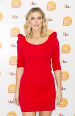 ASHLEY JAMES at Good Morning Britain in London 01/31/2020