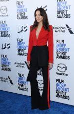 AUBREY PLAZA at 2020 Film Independent Spirit Awards in Santa Monica 02/08/2020