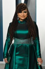 AVA DUVERNAY at 2020 Vanity Fair Oscar Party in Beverly Hills 02/09/2020