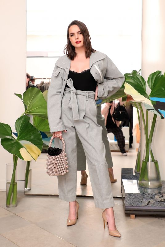 BAILEE MADISON at 3.1 Phillip Lim Fall/Winter 2020 Show at New York Fashion Week 02/10/2020