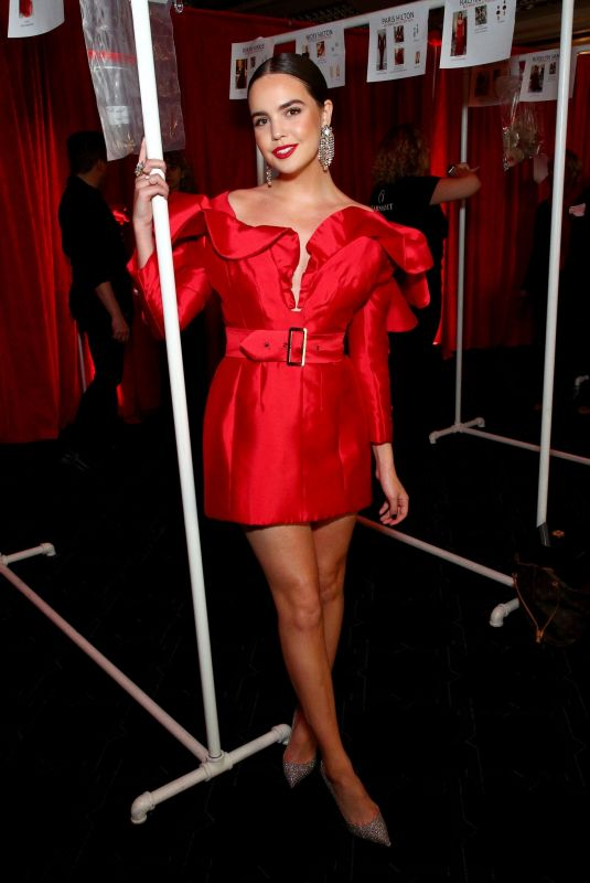 BAILEE MADISON at American Red Heart Association's Go Red for Women Red Dress Collection in New York 02/05/2020