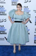 BEANIE FELDSTEIN at 2020 Film Independent Spirit Awards in Santa Monica 02/08/2020