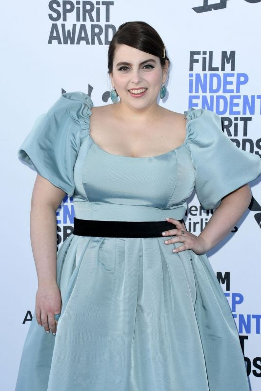 BEANIE FELDSTEIN at 2020 Film Independent Spirit Awards in Santa Monica 02/08/2020