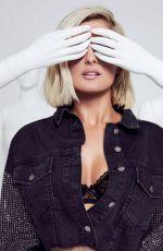 BEBE REXHA in Cosmopolitan Magazine, Italy March 2020