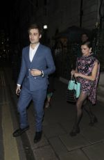 BEL POWLEY at Bafta Vogue x Tiffany Fashion and Film After-party in London 02/02/2020