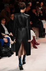 BELLA HADID at Fendi Runway Show at Milan Fashion Week 02/20/2020
