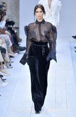 BELLA HADID at Max Mara Runway Show at Milan Fashion Week 02/20/2020