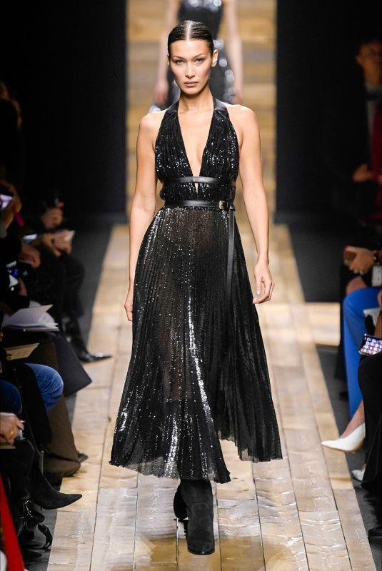BELLA HADID at Michael Kors Runway Show at New York Fashion Week 02/12/2020