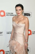 BELLA THORNE at Elton John Aids Foundation Oscar Viewing Party in West Hollywood 02/09/2020