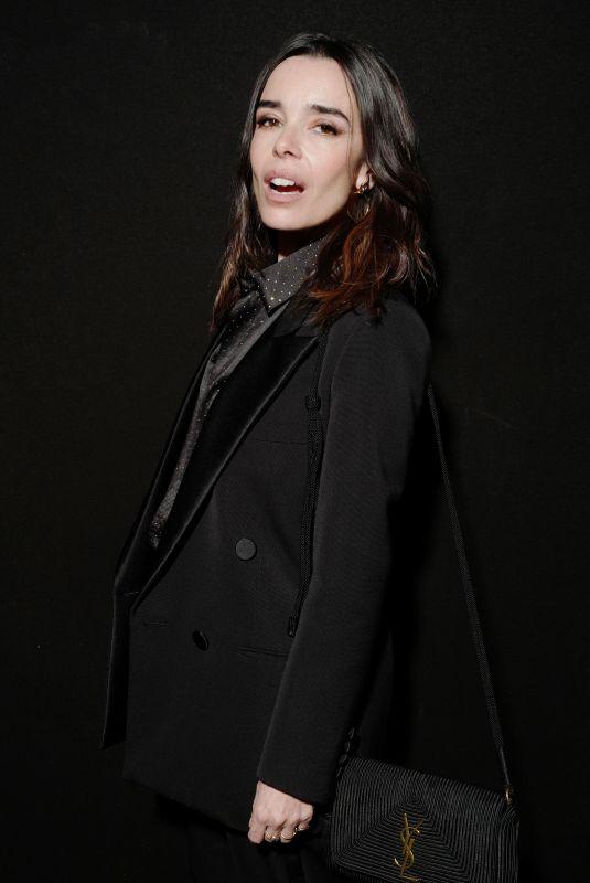 BERENICE BEJO at Yves Saint Laurent Fashion Show in Paris 02/25/2020