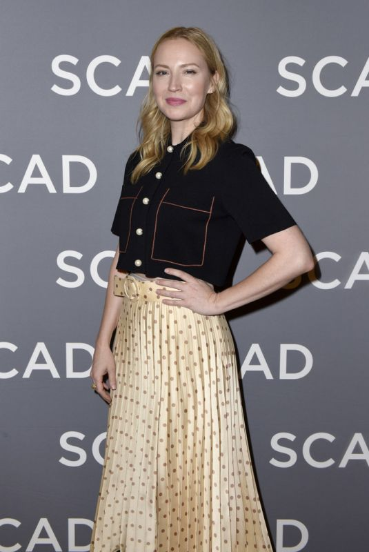 BETH REISGRAF at Scad Atvfest 2020 – 68 Whiskey in Atlanta 02/28/2020
