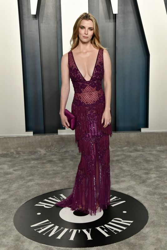 BETTY GILPIN at 2020 Vanity Fair Oscar Party in Beverly Hills 02/09/2020