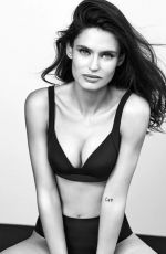 BIANCA BALTI for Yamamay Basicallysexy Campaign