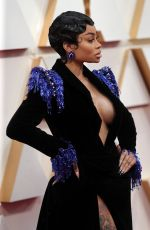 BLAC CHYNA at 92nd Annual Academy Awards in Los Angeles 02/09/2020