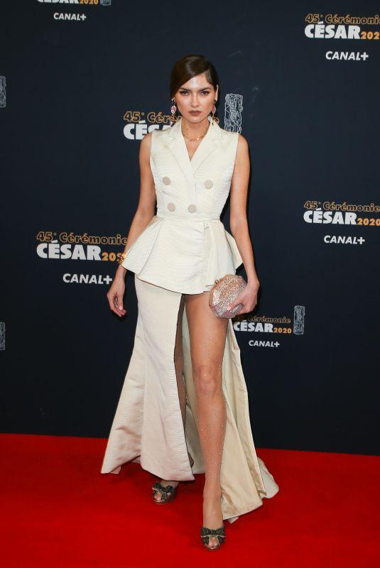 BLANCA BLANCO at Cesar Film Awards 2020 in Paris 02/28/2020