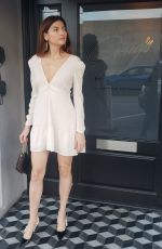 BLANCA BLANCO Out for Lunch in West Hollywood 01/31/2020