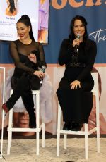 BRIE and NIKKI BELLA at Boss Babes & Ceos Panel in Las Vegas 02/07/2020