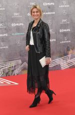 BRITTA HEIDEMANN at Laureus Sport Awards 02/17/2020