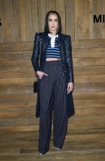 BRITTANY XAVIER at Michael Kors Show at New York Fashion Week 02/12/2020