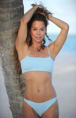 BROOKE BURKE in Bikini on the Beach in Sominican Republic 02/05/2020