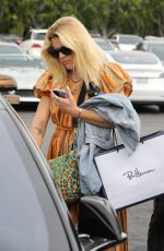 BUSY PHILIPPS Out Shopping in West Hollywood 02/27/2020