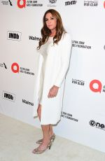 CAITLYN JENNER at Elton John Aids Foundation Oscar Viewing Party in West Hollywood 02/09/2020