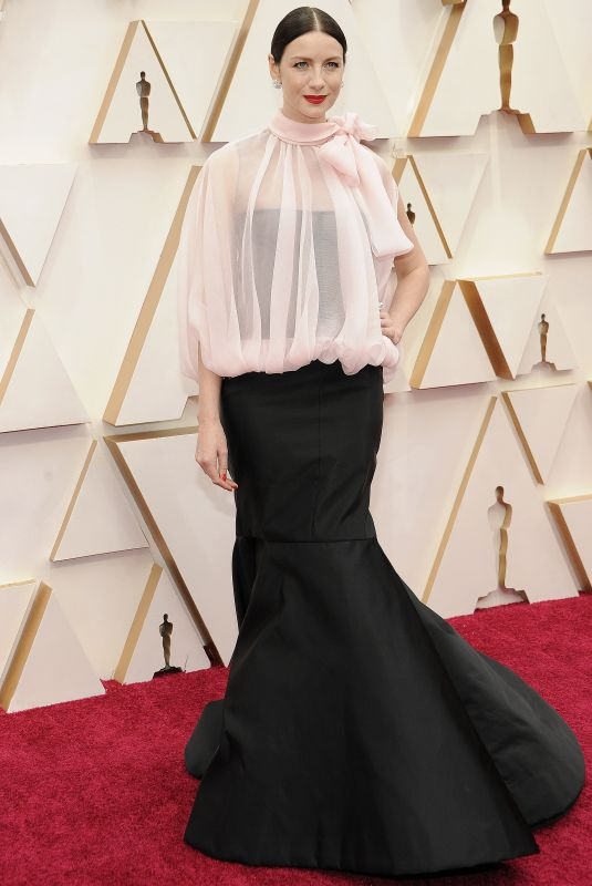 CAITRIONA BALFE at 92nd Annual Academy Awards in Los Angeles 02/09/2020