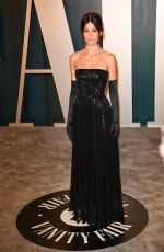 CAMILA MORRONE at 2020 Vanity Fair Oscar Party in Beverly Hills 02/09/2020
