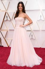 CAMILA MORRONE at 92nd Annual Academy Awards in Los Angeles 02/09/2020