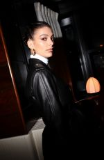 CAMILA MORRONE at Coach Show Afterparty in New York 02/11/2020