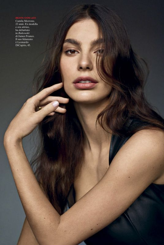CAMILA MORRONE in Vanity Fair Magazine, Italy February 2020