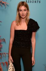 CAMILLE CHARRIERE at Natalia Vodianova x Maxx Resorts Party in London 02/17/2020