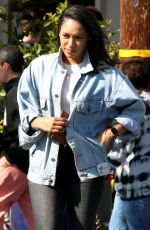 CANDICE PATTON Out House Hunting in Hollywood 02/16/2020