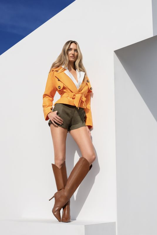 CANDICE SWANEPOEL for Network Spring/Summer 2020 Campaign