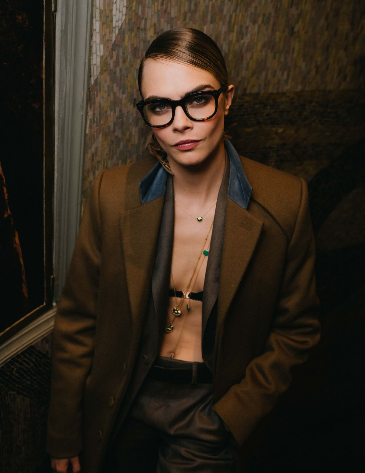 Cara Delevingne For I M Your Man By Dior Homme 01 17 2020 Hawtcelebs