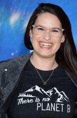 CARA SANTANA MARIA at Cosmos: Possible Worlds Premiere in Los Angeles 02/26/2020