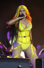 CARDI B at 2020 Viewtopia Music Festival in Miami 02/02/2020