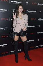CARINA ZAVLINE at Replay Jeans VIP Party 02/14/2020